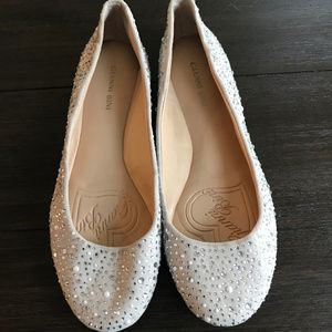 Gianni Bini Bristoll Jeweled Ballet Flats